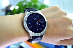 Interesante: No.1 D5, un smartwatch con soporte 3G, Wi-Fi y Android 4.4