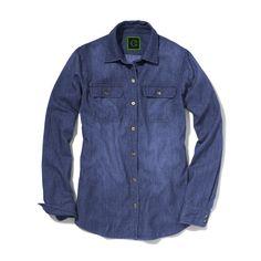 Classic Denim Shirt/C. Wonder