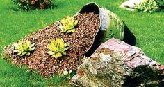flower bed edging ideas | 20 Unique Garden Design Ideas to Beautify Yard Landscaping