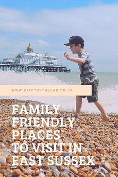 Planning on visiting East Sussex this summer? Here are some great family-friendly attractions I recommend as a local resident. Family Days Out, Friends Family, Hastings Castle, Hastings England, Royal Pavilion, Packing For Europe, Uk Destinations, William The Conqueror, Medieval Town
