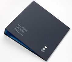 Product & Example Gallery - Masters Bookbinding's bespoke and branded bookbinding services use the highest quality processes to achieve beautiful results. Ring Binder Folders, Binder Design, Bookbinding, Case Study, Masters, Bespoke, Gallery, Master's Degree, Taylormade