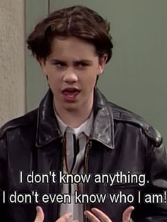 boy meets world Shawn | 12 Moments From Boy Meets World That Changed My Life