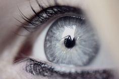 dove gray eyes