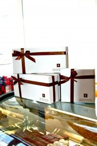 Life is like a box of chocolates.  Meet Christopher Elbow in my Dean & DeLuca Gourmet Food blog post.