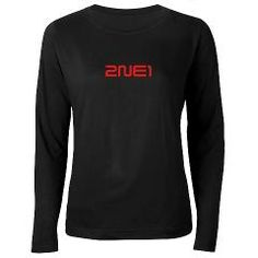 T-shirts, hoodies, baby clothes, cell phone cases, mugs, bags and over 100 other products with this design at: http://www.cafepress.com/2ne1z/9595355  2NE1 logo 3000-500 Womens Long Sleeve Dark T-Shir  2NE1 3000-500  2NE1