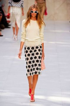 Burberry - Spring 2014 | Fashion