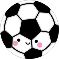 Soccer Ball from the School Days Collection by Doodlebug Design. Kawaii Doodles, Cute Doodles, Volleyball Setter, Volleyball Shirts, Volleyball Pictures, Softball Pictures, Scrapbook Recipe Book, Cute Doodle Art, Ball Drawing