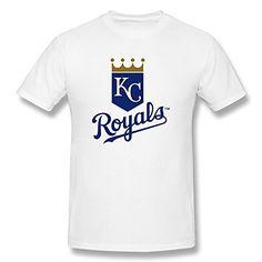 Tshirts For Man Custom Kansas City Royals MLB