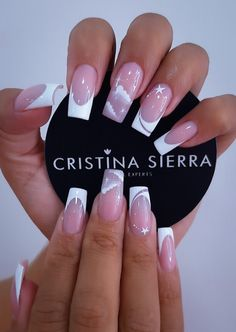 Gorgeous Nails, Pink Nails, Beauty Hacks, Beauty Tips, Hair And Nails, Acrylic Nails, Manicure, Nail Designs, Pretty