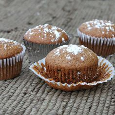 Sweet Treats and More: muffins