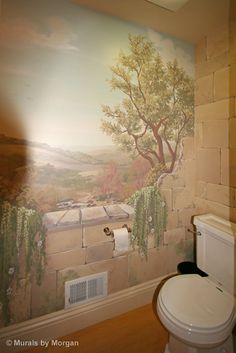 Soft California Landscape with Natural Stone Wall - Stone Wall Detail