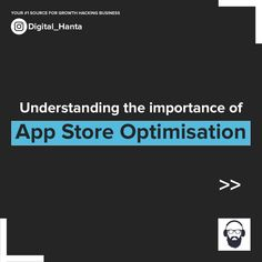 If you are not doing ASO for your App we are missing out on a very high discoverable channel for your app. Growth Hacking, Aso, Startups, Entrepreneur, Channel, Success, Marketing, Digital, Business