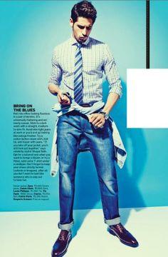 Sidharth Malhotra's Photoshoot Men's Health | PINKVILLA