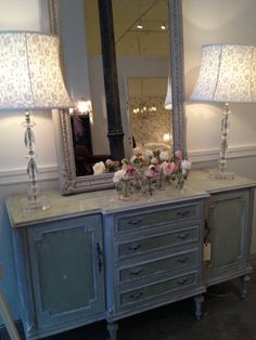 Rachel Ashwell Shabby chic Couture Store - Beautiful!