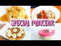 4 petits déjeuners SAINS et PROTÉINÉS - YouTube
