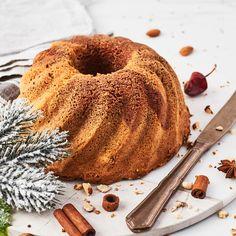 marvanyos-adventi-kuglof Caramel Apples, Advent, Bread, Desserts, Food, Tailgate Desserts, Deserts, Brot, Essen