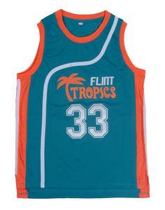 $19.99 (Buy here: https://alitems.com/g/1e8d114494ebda23ff8b16525dc3e8/?i=5&ulp=https%3A%2F%2Fwww.aliexpress.com%2Fitem%2FJackie-Moon-Flint-Tropical-Throwback-Jerseys-33-Retro-Basketball-Movie-Jersey-Cool-Shirt-Stitched-Jersey-Man%2F32725887733.html ) Jackie Moon Flint Tropical Throwback Jerseys 33# Retro Basketball Movie Jersey Cool Shirt Stitched Jersey Man White Green for just $19.99