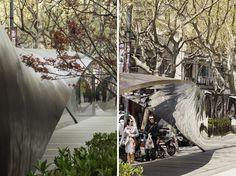 UNStudio xintiandi installation shanghai designboom