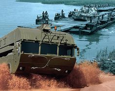 M3 Amphibious Bridging and Ferrying System - Army Technology