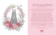 Courtney Brims: Lepus Australis