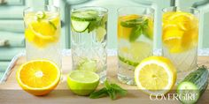 Natural Detox Water - Help to flush impurities out of your system and stay healthy with a natural detox drink. I absolutely love detox drinks Healthy Detox, Healthy Smoothies, Healthy Drinks, Easy Detox, Healthy Water, Stay Healthy, Smoothie Recipes, Simple Detox, Juice Recipes