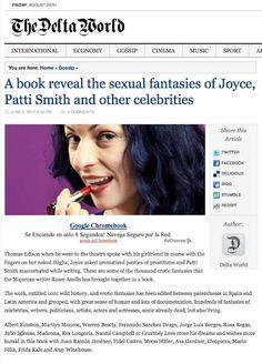 Las 1001 fantasías más eróticas y salvajes de la historia (Lectio Ediciones, 2012) Lo podrás encontrar en todas las librerías y en Amazon - Roser Amills