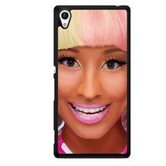 Nicki Minaj Pink Lips TATUM-7718 Sony Phonecase Cover For Xperia Z1, Xperia Z2, Xperia Z3, Xperia Z4, Xperia Z5
