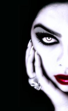 Vampire Natalia-Dark Beauty by Darkest-B4-Dawn.deviantart.com on @deviantART