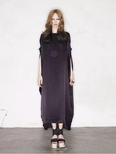 AVELON - Look 2 Dress Ocean