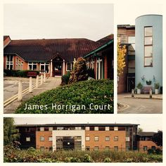 #ThrowbackThursday JMA James Horrigan Court Extracare Scheme #housing #brick #architecture