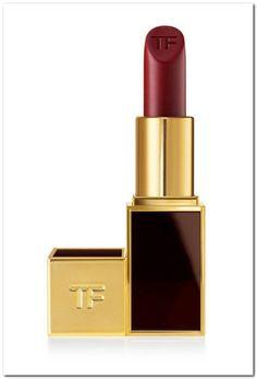 Tom Ford-ის კლასიკური წითელი ფერის ტუჩსაცხი