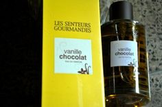 LES Senteurs Gourmandes Vanille Chocolate, Eau De Parfum, review, long lasting, bitter chocolate smell,