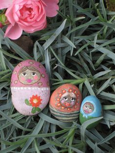 Pflegeeltern gesucht!    Kleine Freundinnen für die Hosentasche, den Blumentopf, . . . als Mitbringsel oder Glücksbringer, . . . Vom altehrwürd...
