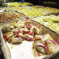 **Mercato di Mezzo (food market) - Bologna, Italy