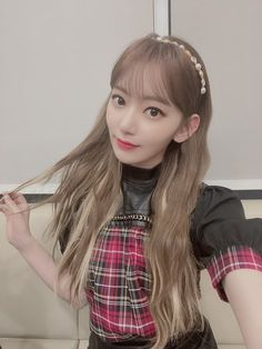 sakura - iz*one ( 3 In One, Fun To Be One, Sakura Miyawaki, Japanese Girl Group, Cute Costumes, Sweet Girls, K Idols, Girl Crushes, Kpop Girls