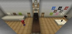 Minecraft prosody experiment / Experimento sobre procesamiento de lenguaje, con Minecraft.