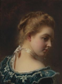 Gustave Jean Jacquet (1846 - 1909)