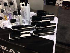 Price Beauty Distributors Presents Ergo Brushes & Flat irons at Premiere Birmingham. #premiereburmingham