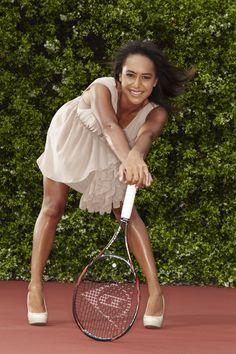 Tennis Ladies/ Heather Watson