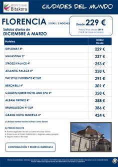 Ciudades del mundo: FLORENCIA,  3 días / 2 noches, desde 229 € + tasas ultimo minuto - http://zocotours.com/ciudades-del-mundo-florencia-3-dias-2-noches-desde-229-e-tasas-ultimo-minuto-3/