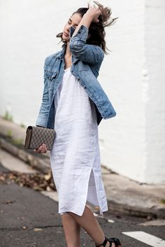 8 Ways To Style A Denim Jacket