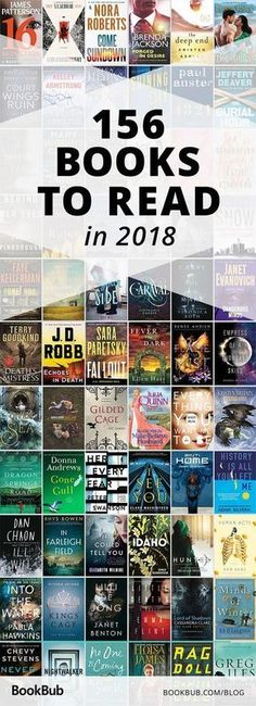 This list of top books to read in 2018 is perfect both for adults and young adults. It features everything from inspirational reads to read in your 20s and 30s to fun mysteries to bestselling thrillers. Get reading!