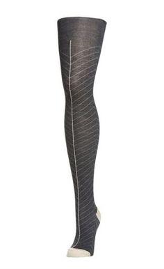 chevron tights