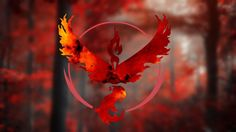 Team Valor logo Pokemon GO Wallpaper