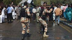 2 dead in clash in Karachi