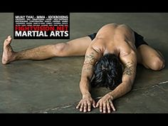 Muay Thai strength and conditioning training for beginners - YouTube