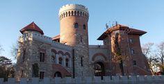 Castelul Vlad Țepeș din București