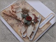 Image result for tim holtz mini toy soldier and ice skate die