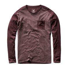27a50870de Harm R T Longsleeve tee  AW15 Raw Clothing