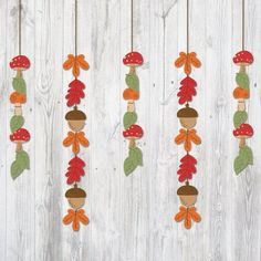 Fall Paper Crafts, Fall Arts And Crafts, Fall Crafts For Kids, Thanksgiving Crafts, Toddler Crafts, Preschool Crafts, Diy Crafts, Winter Craft, Fall Banner